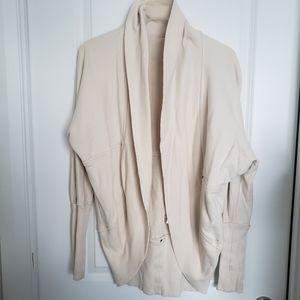 Wilfred Diederot Cocoon coat